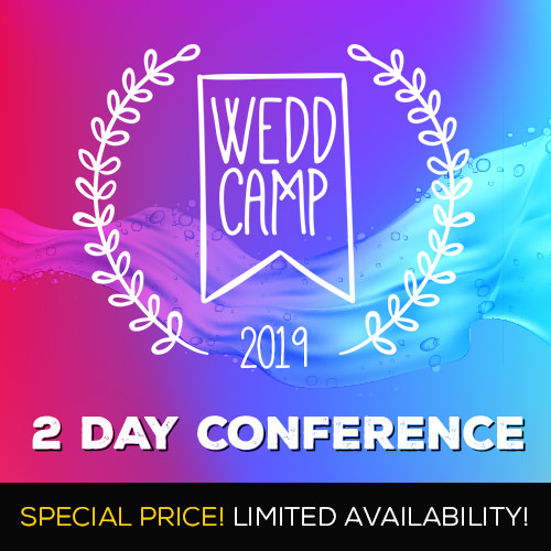 weddcamp conference 2019