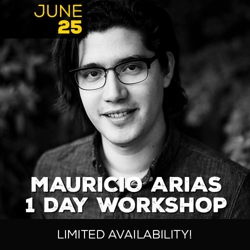 mauricio arias workshop romania weddcamp 2020