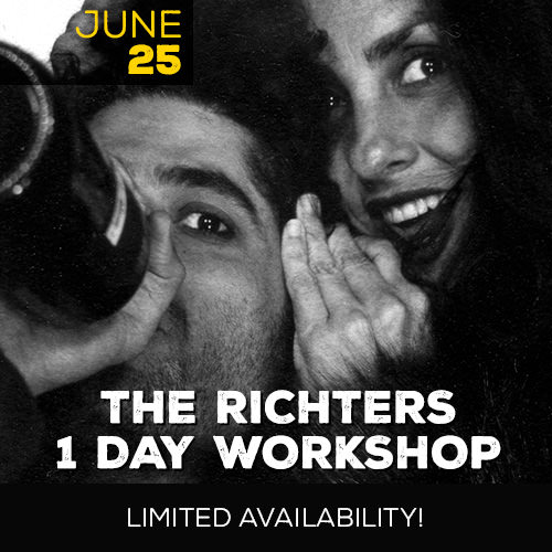1 day workshop the richters