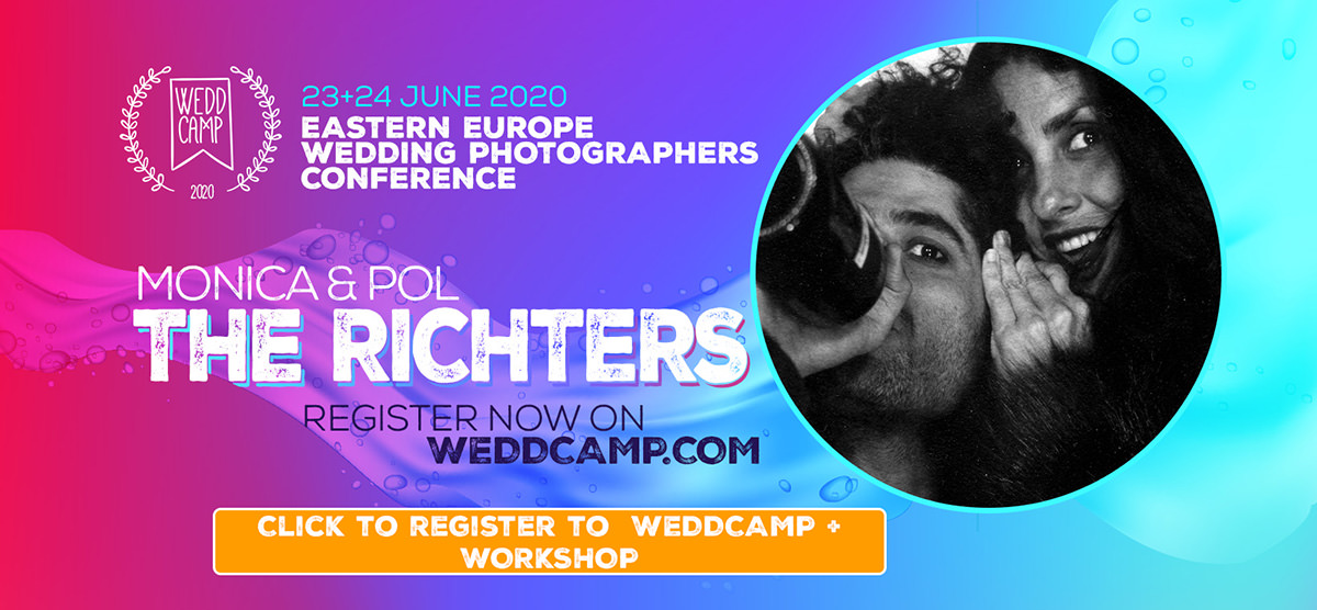workshop the richters weddcamp 2020