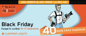 black friday f64 noiembrie 2019